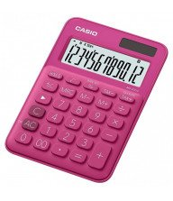 Calculatrice de bureau Casio MS-20UC Rouge Tunisie