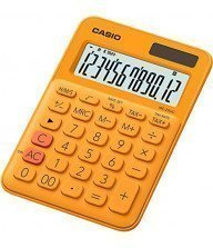 Calculatrice de bureau Casio MS-20UC Orange Tunisie