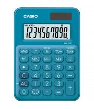 Calculatrice de bureau Casio MS-7UC Bleu Tunisie