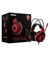 Microphone casque Gaming MSI DS 501 Tunisie