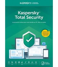 Kaspersky Internet Security 2020 5 appareils 2 comptes utilusateures Tunisie