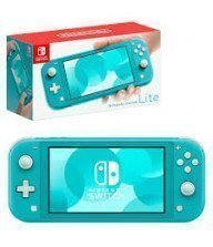 CONSOLE SWITCH LITE TURQUOISE Tunisie