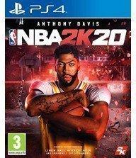 JEU PS4 NBA 2K20 SPORT Tunisie