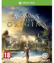 JEU ASSASSIN'S CREED ORIGINS XONE Infiltration Action RPG Open WorldMythologie Antiquité Tunisie