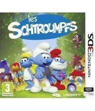 JEUX LES SCHTROUMFS 3DS Tunisie