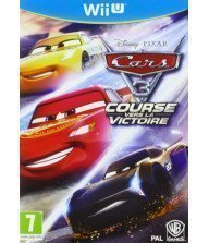 JEUX CARS 3 WII U Course / Automobile Tunisie