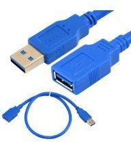 Rallonge USB (AM/AF) 3m Tunisie