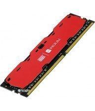 Barrette Mémoire GOODRAM DDR4 8G RED 3000Mhz Tunisie