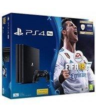Console PS4 1tb PRO+Fifa 19 Tunisie
