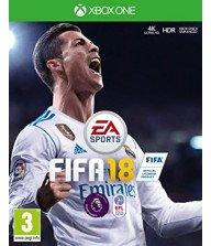 FIFA 18 XBOX Tunisie