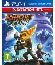 JEU RATCHET CLANK HITS PS4 Action 7+ Tunisie