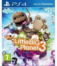 JEU LITTLE BIG PLANET 3 HITS PS4 plateforme Tunisie