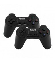 Manette de jeux gaming turbo - Havit hv-g99 Tunisie