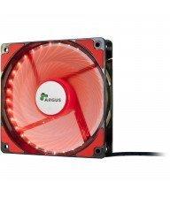 ventilateurs inter tech Argus L-12025 (rouge) Tunisie