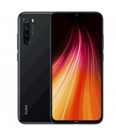 Smartphone XIAOMI Note 8 64 Go Noir