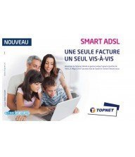 Pack ADSL SMART TOPNET Tunisie