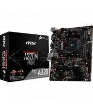 Carte mére MSI A320M PRO-E DDR4 Micro ATX Tunisie