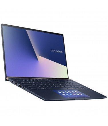 Pc Portable Asus Zenbook UX434FLC I7-10510U 8Go 512Go win10 Bleu