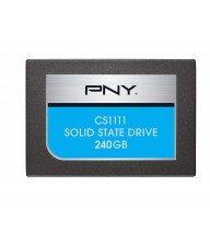 "Disque dur Interne PNY CS1111 SSD 2,5"" 240Go SATA III Tunisie"