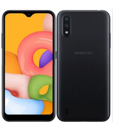 Samsung Galaxy A01 Noir