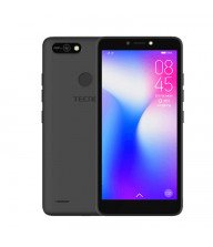 TECNO Pop 2F - Noir Tunisie