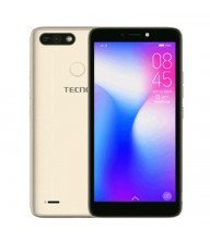 Smartphone TECNO Pop 2F - Gold Tunisie