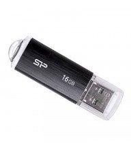 Clé USB SILICON POWER 16Go Ultima U02 USB 2.0 - Noir Tunisie
