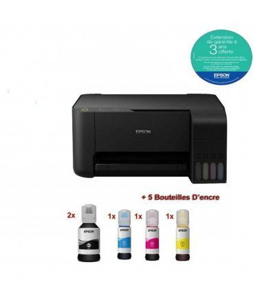 Imprimante Epson ECO TANK L3110 (3 en 1)