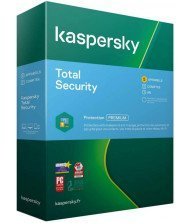 Kaspersky Internet Security 2021 5 postes / 1 an Tunisie