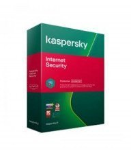 Kaspersky Internet Security 2021 10 postes / 1 an Tunisie