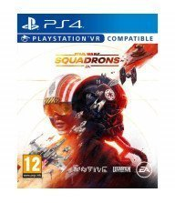 JEU PS4 STAR WARS SQUADRONS VF Tunisie