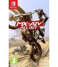 JEU SWITCH MX VS ATV ALL OUT Tunisie