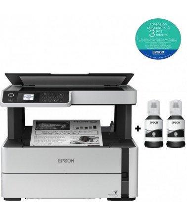 Imprimante Epson à réservoir intégré EcoTank ET-M3140 (4 en 1)