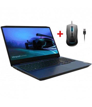 Pc Portable Lenovo IdeaPad Gaming 3 RYZEN5 16Go 512Go SSD GTX 1650TI 4Go