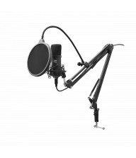 Microphone Gaming WHITE SHARK ZONIS DSM-01 Noir Tunisie