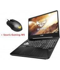 Pc Portable Asus Gaming TUF 505DT AMD R5 16Go 512GO SSD Noir Tunisie