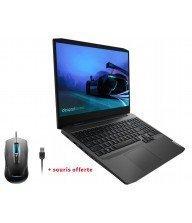PC Portable lenovo IP Gaming 3 15ARH05 Rayzen 5 16Go 1To+256Go 4Go Noir Tunisie