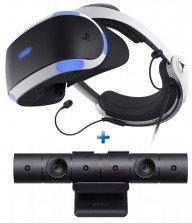 PS4 PLAYSTATION VR + CAMERA SONY Tunisie