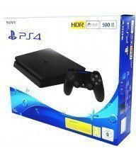 Sony PlayStation PS4 CUH-2116A 500 Go Jet Black + manette Tunisie