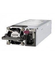 Kit d'alimentation HPE 500W Flex Slot Platinum Hot Plug Low Halogen P Tunisie