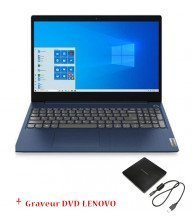Pc Portable Lenovo IP3 15IIL05 I3 10é 4Go 1To Bleu Tunisie