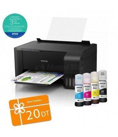 Imprimante Epson EcoTank L3110 (3 en 1) Couleur