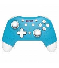 Manette de Jeux Gamer REDRAGON PLUTO Sans Fil - Bleu Tunisie