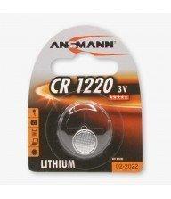 Pile Licc 3V Ansmann CR1220 bl Tunisie