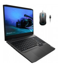 Pc Portable Lenovo Gaming 3 i5 10è Gén 8Go 512Go SSD Noir Tunisie