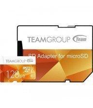 Carte Mémoire 128 Go TeamGroup Color SDHC avec Adaptateur UHS-I/U1 Tunisie