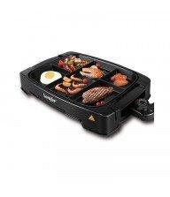 Barbecue électrique multi-portions 1500 Watts Antiadhésif SF-6074 Tunisie