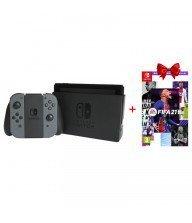 Console De Jeu Nintendo Switch + Jeu au choix Tunisie