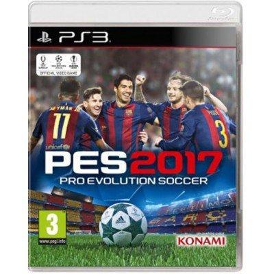 PS3 JEU PES 2017-Pro Evolution Soccer chez WIKI Tunisie becaba0ff73