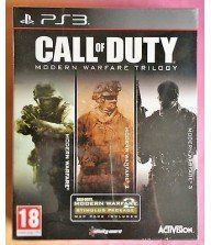 PS3 JEU Call of Duty : Warfare Trilogy Tunisie